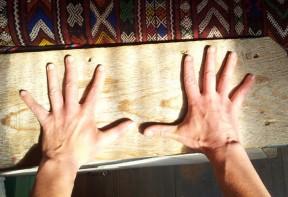 De stand van je duim
