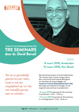 Download Flyer TRE Seminars dr David Berceli