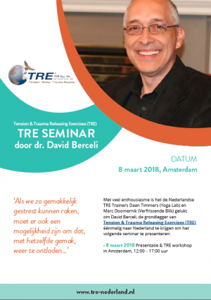 Download Flyer TRE Seminar dr David Berceli